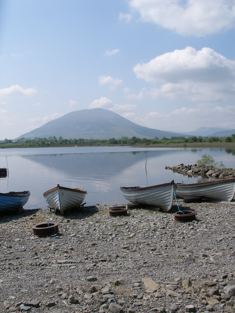 Lough Conn, Crossmolina