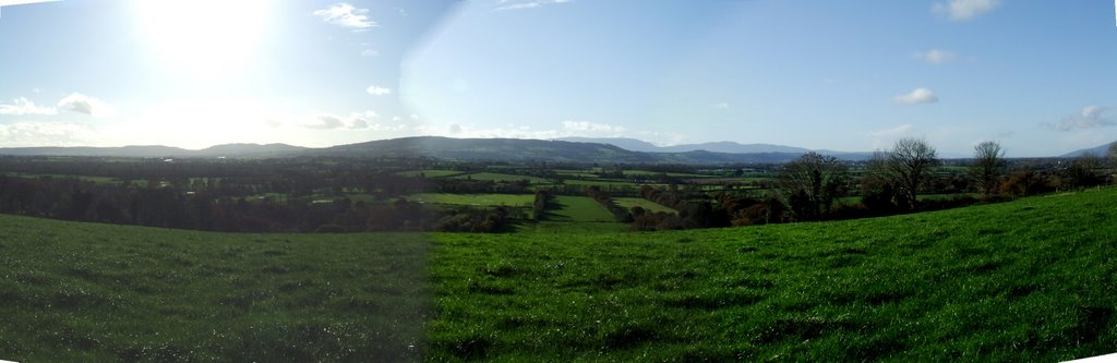 Suir Valley from Dowling