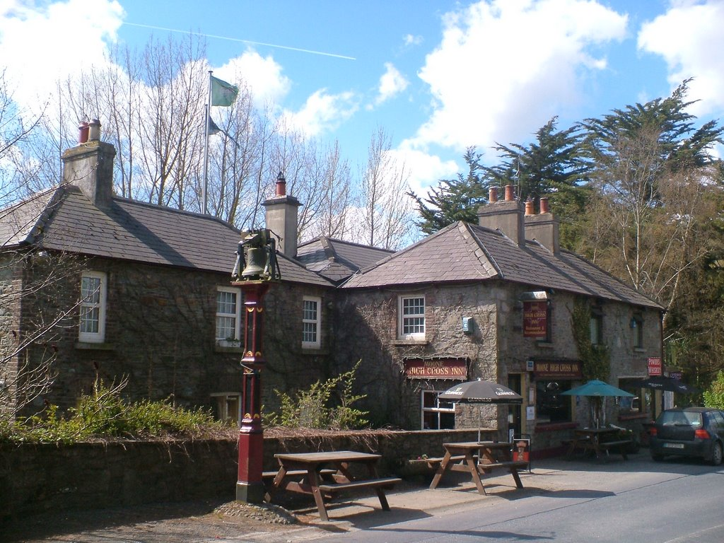 Moone High Cross Inn is an 18th century country Inn