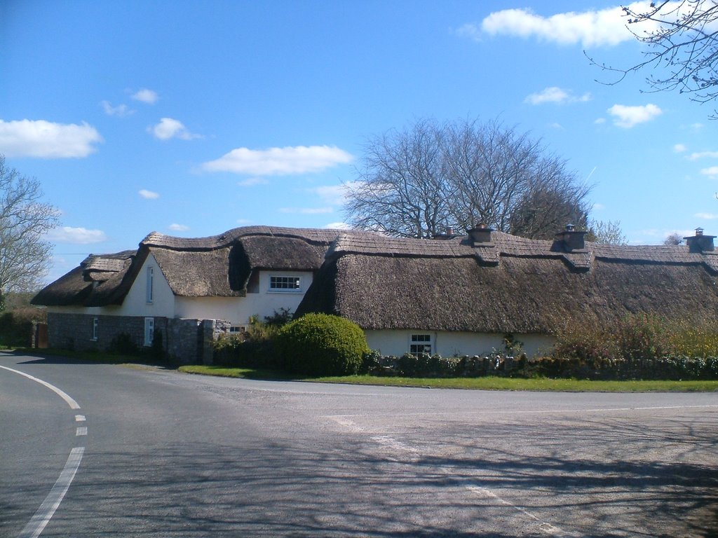 Fine example of Thatched roof