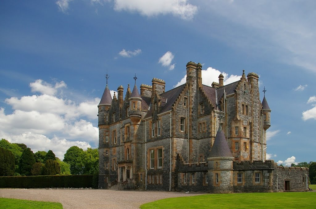 Blarney House, Co. Cork, Ireland