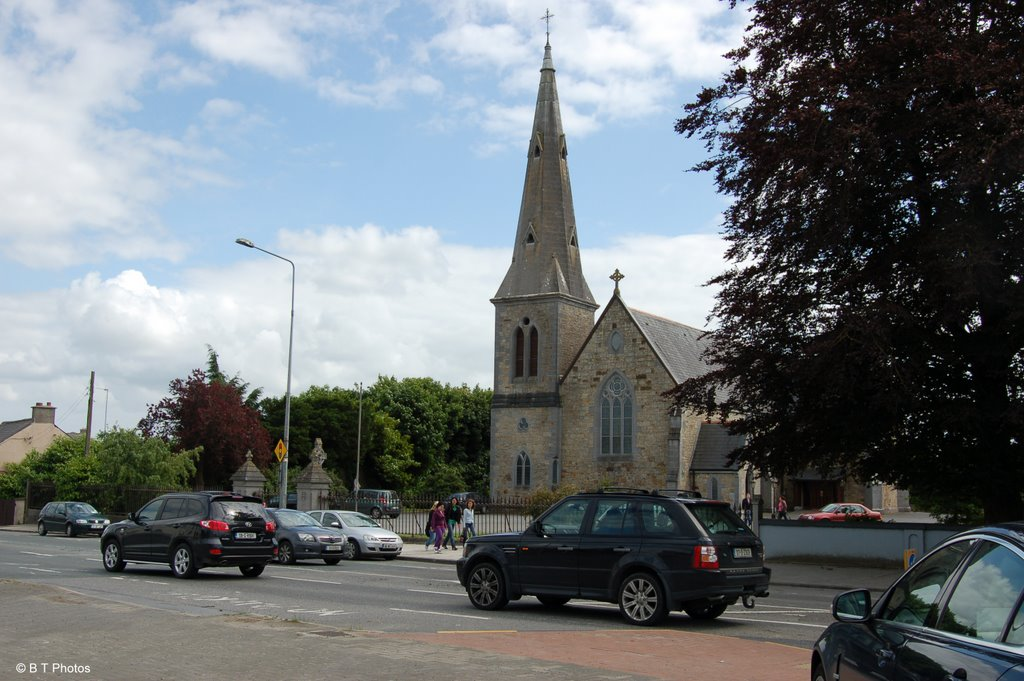 St. Patricks Church, Church Street, Moate.