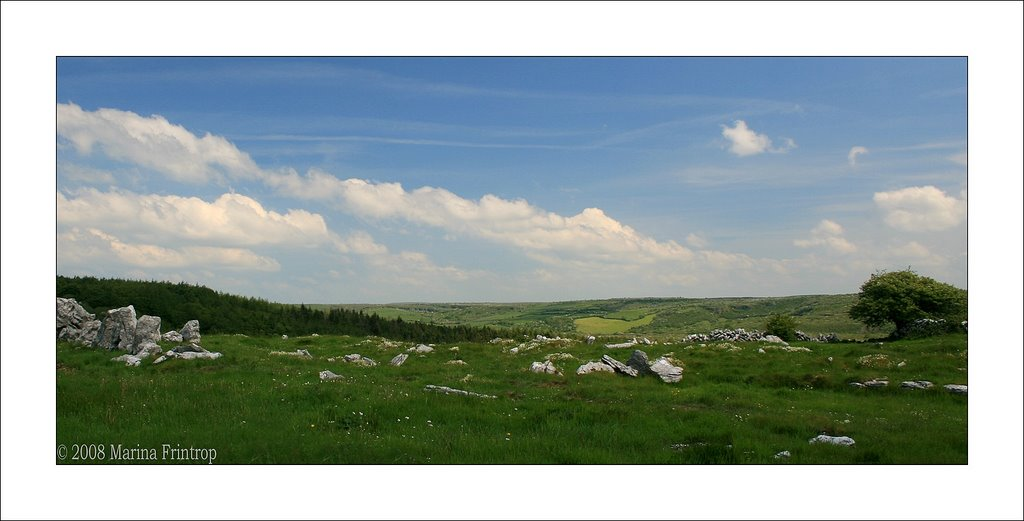 Landscape - The Burren Ireland County Clare