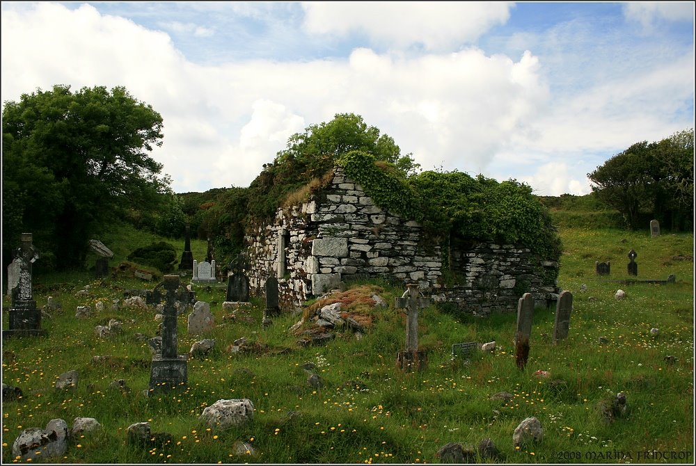 Old Cemetry close to Murreagh - Ireland County Cork