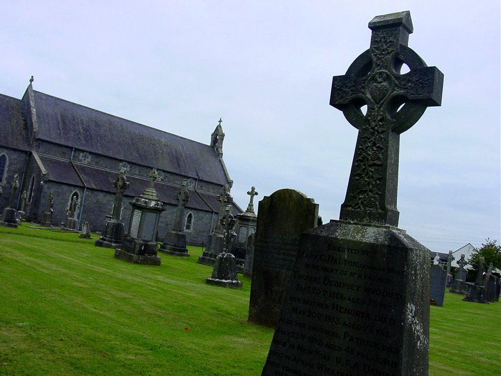 Gowran Church Yard