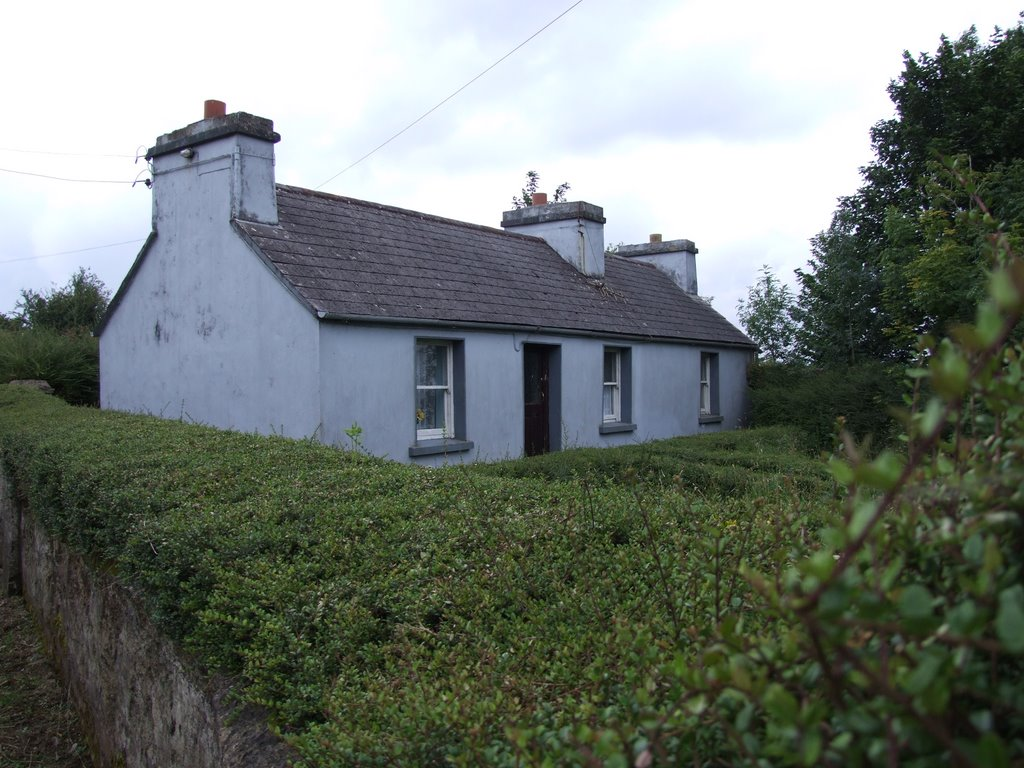 The house that Great Grandad built.  Larganboy, nr Ballyhaunis, Co Mayo