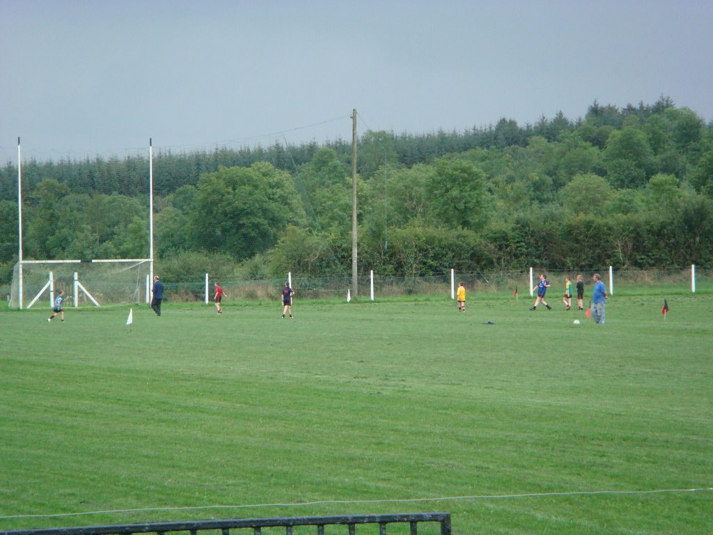 In training Fenagh GAA club