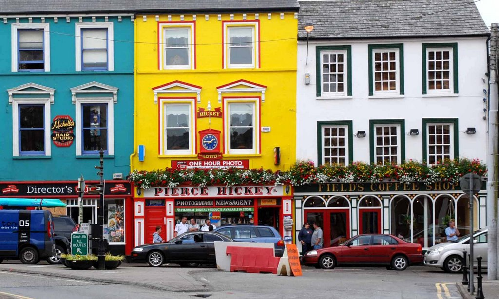 Colourful stores of Skibbereen