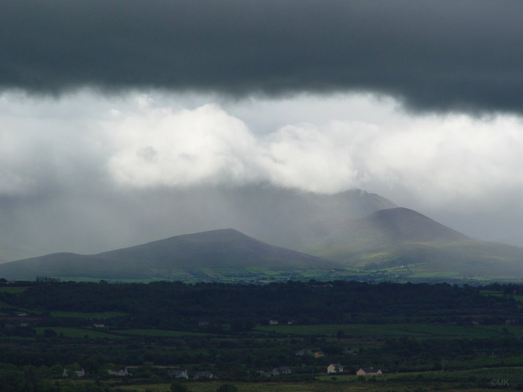Cloudy Hills of Kerry