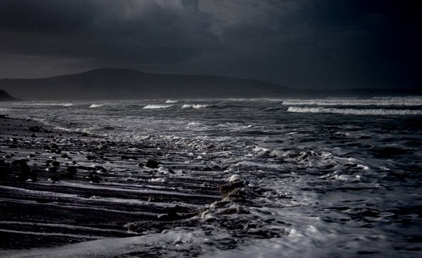 Strandhill, Co Sligo, Ireland.