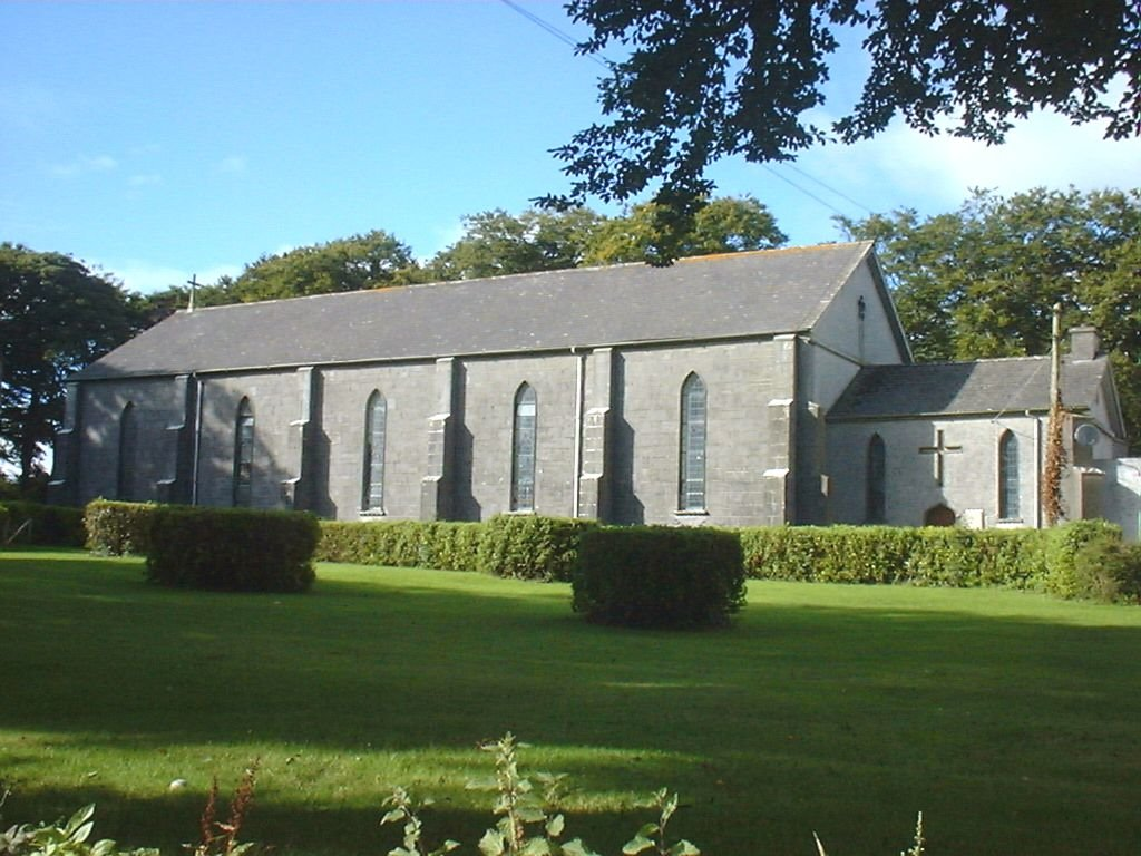 Kilbrin Church, Ballyclough Parish (Catholic)