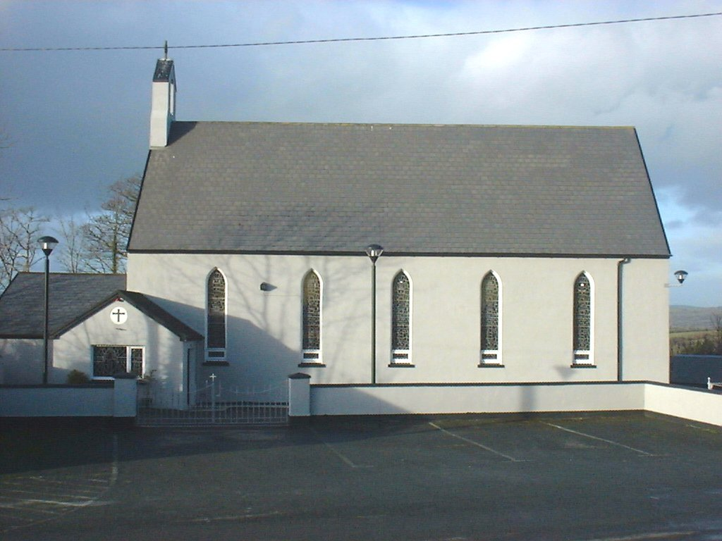 Coolderrihy Church, Kilmichael Parish (Catholic)