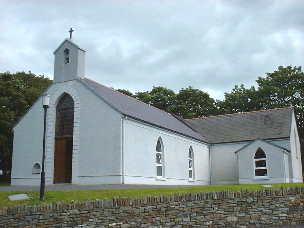 Johnstown Church, Kilmichael Parish (Catholic)