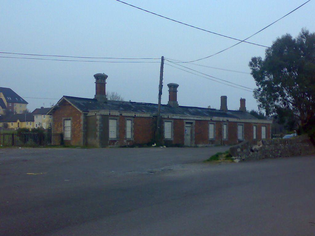 Old Midleton station