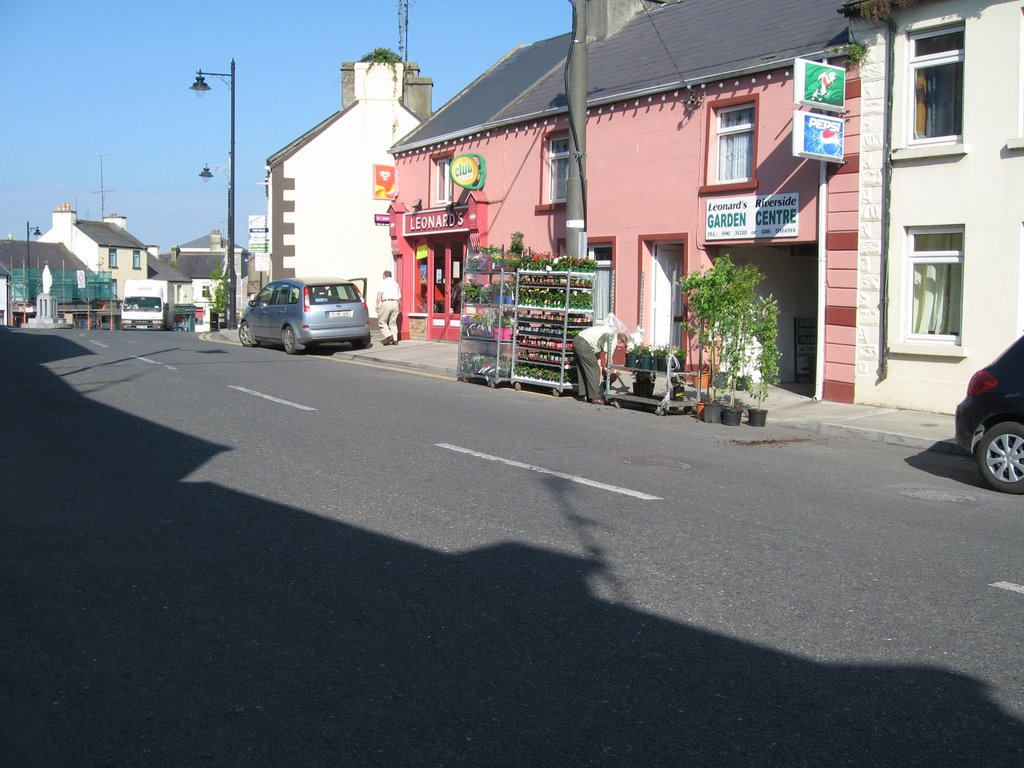 The leonards flower shop Crossmolina