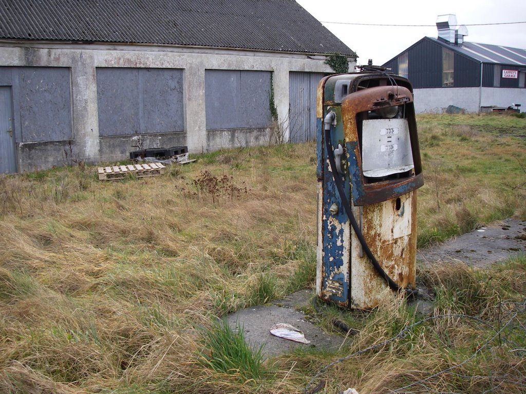 old pump in Athenry