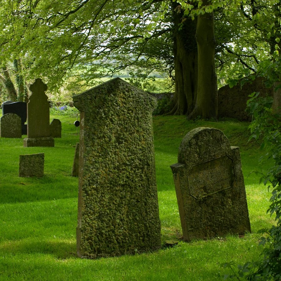 Graveyard near Hill of Tara