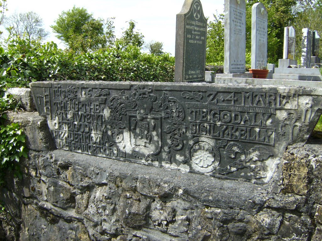 Daly Marriage Stone