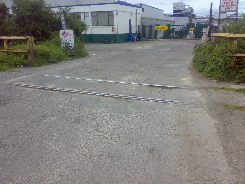 midleton Railway Crossing (This crossing is now replaced)