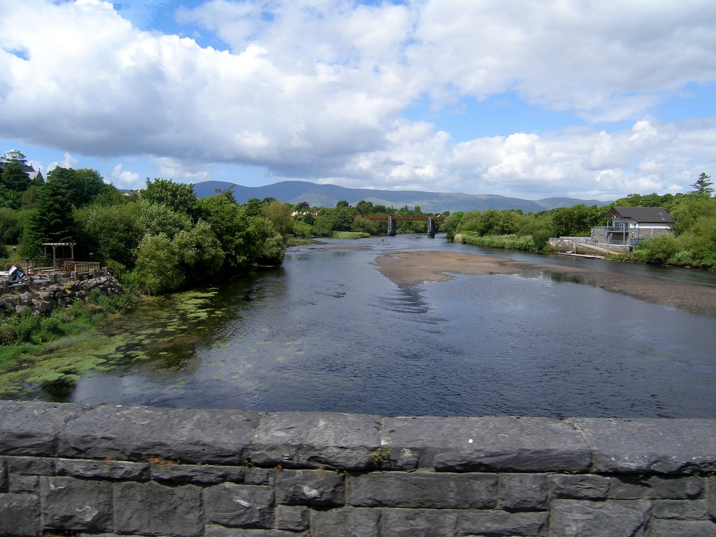 Over the Laune River