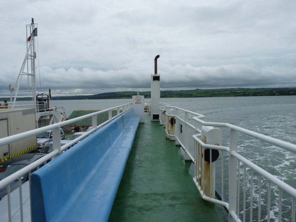 Ferry Service that operates across the Shannon Estuary
