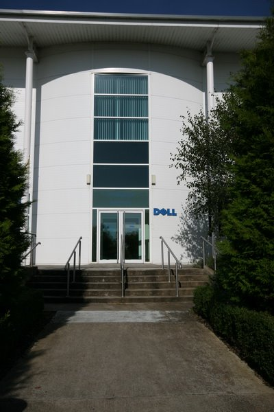 Dell, Manufactory - Industrial Estate Raheen