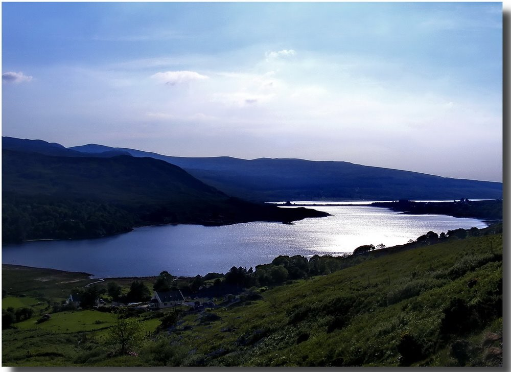 View over Lough Finn
