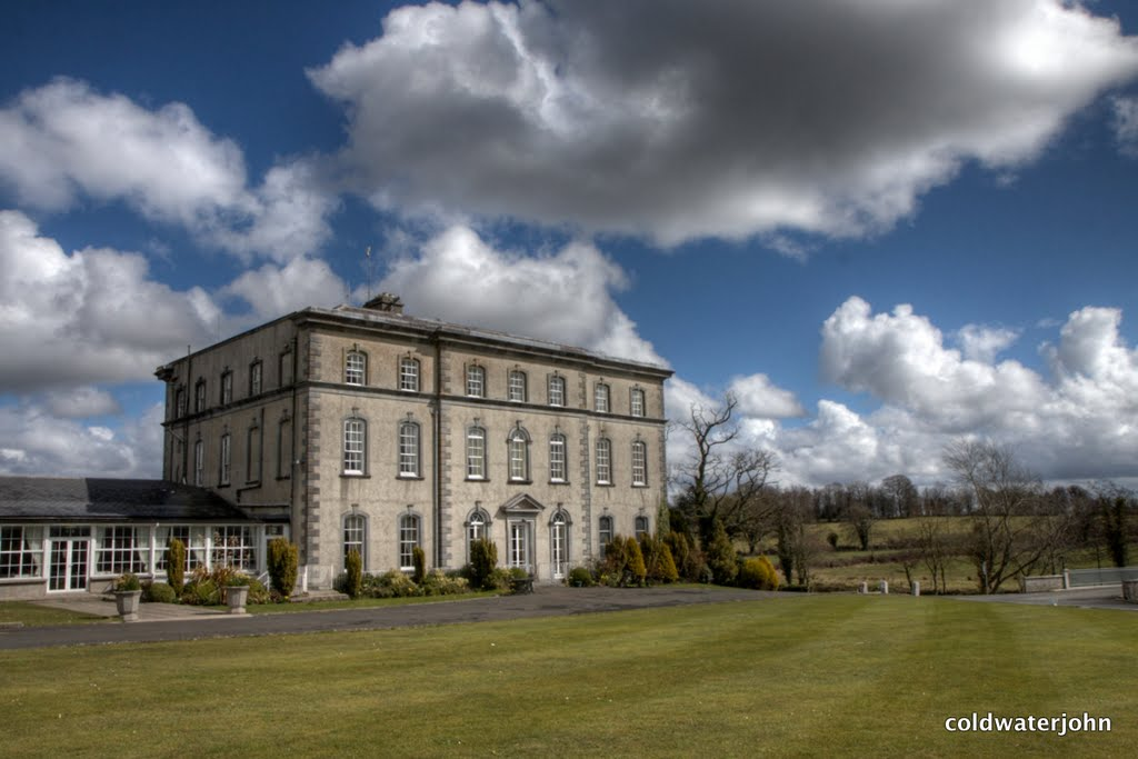 Dundrum House on Easter Sunday 2010