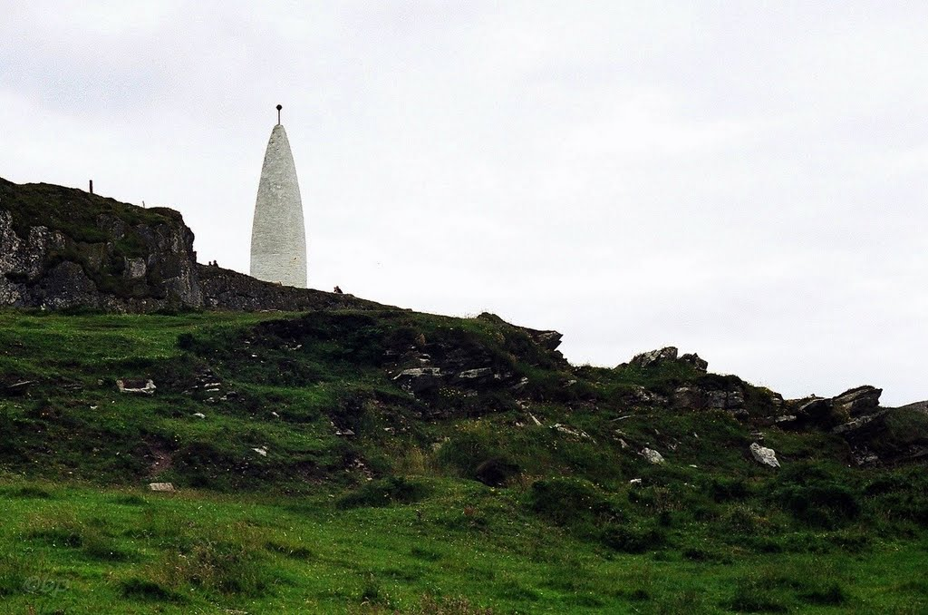 Beacon near Skibereen (old lighthouse)
