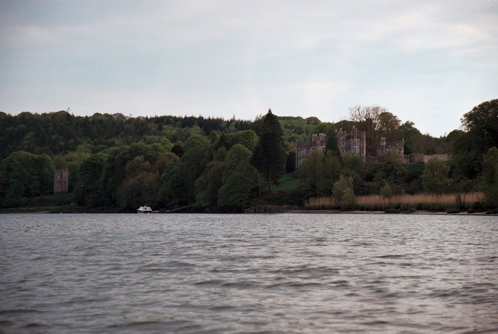 Castle, Strancally, Co. Waterford, Ireland