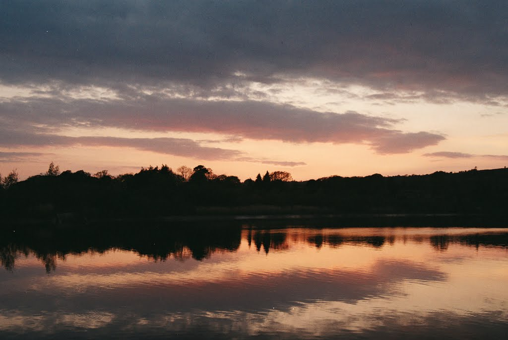 Sunset on Blackwater, Villierstown, Co. Waterford, Ireland