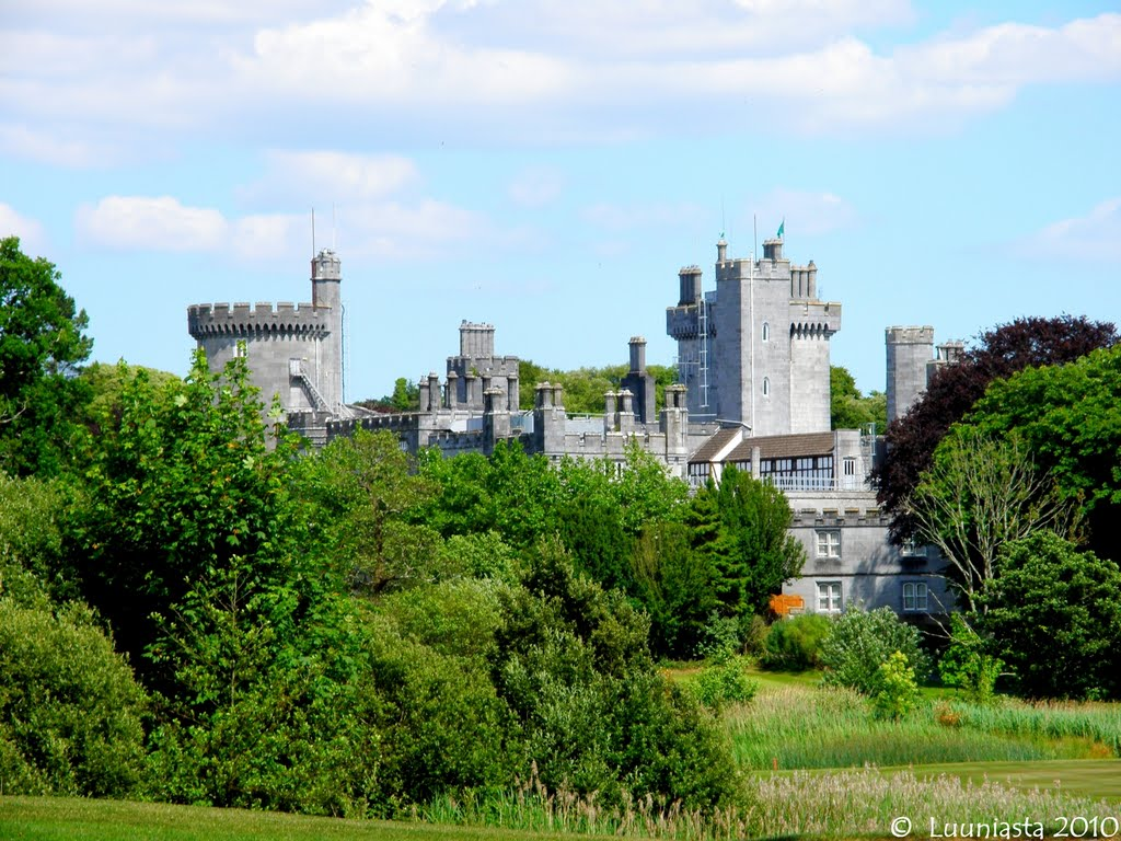 * Dromoland Castle, Newmarket-on-Fergus, County Clare, Ireland *