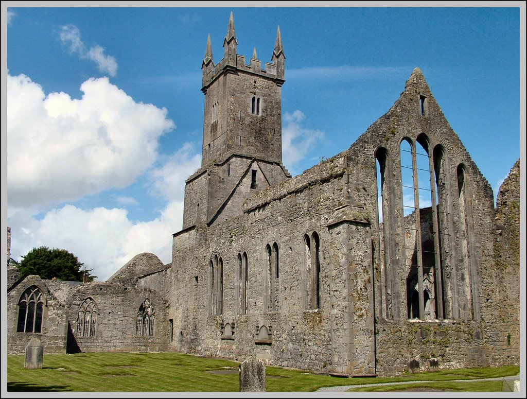 Ennis Friary: Haven of Ancient Peace