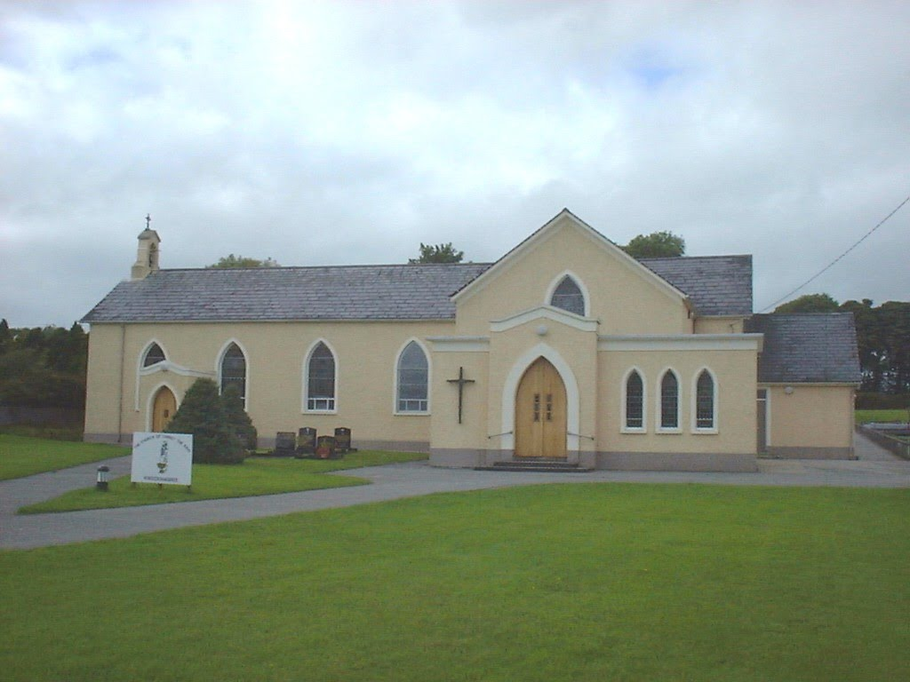 Knocknagree Church, Rathmore Parish