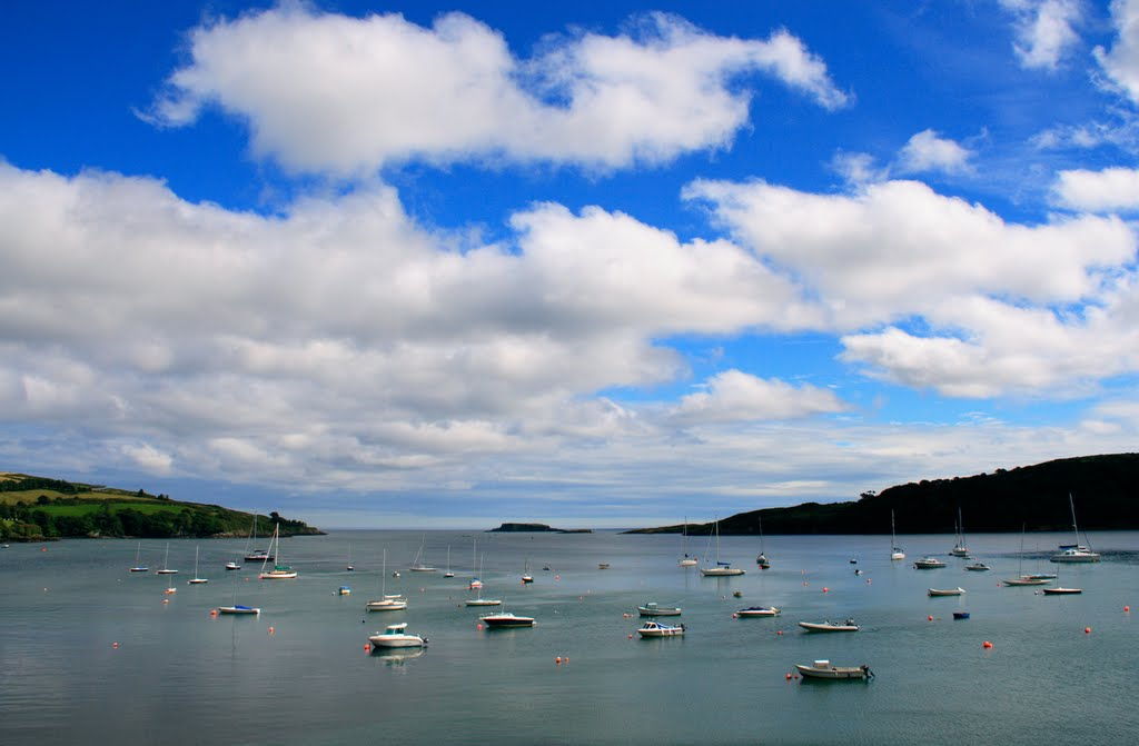 Glandore Harbour (full colour)
