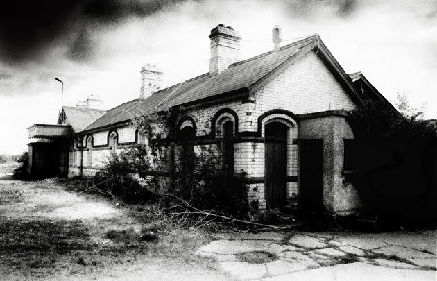 Abandoned station, Ardee, Co Louth