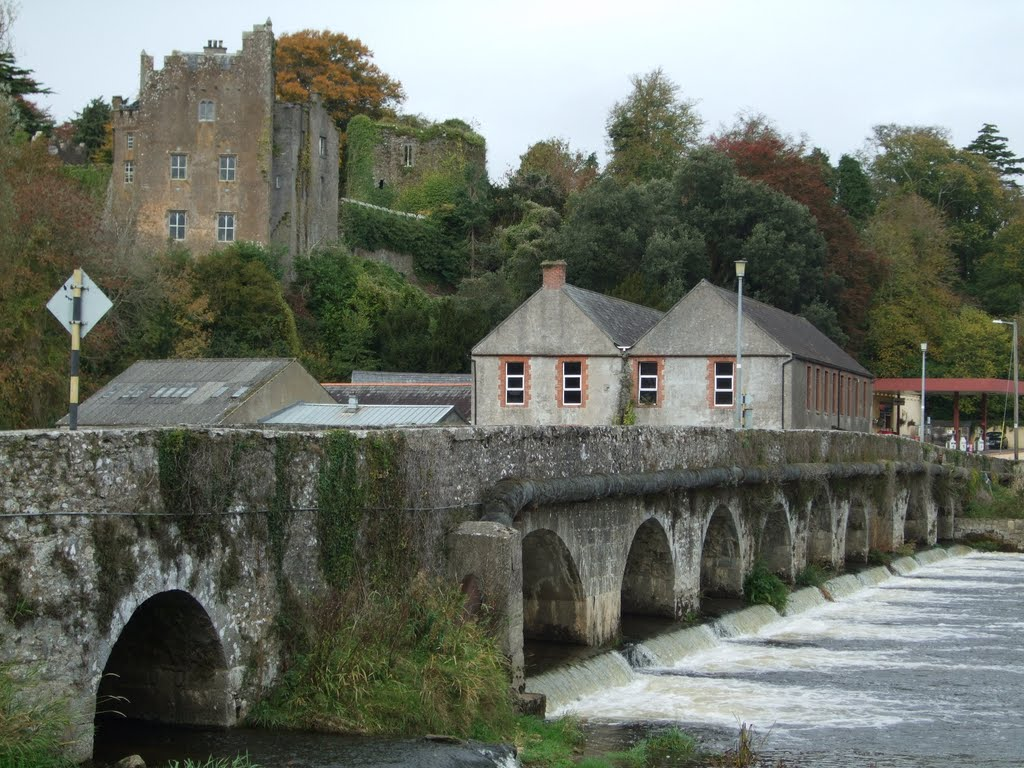 Ardfinnan Bridge and Castle