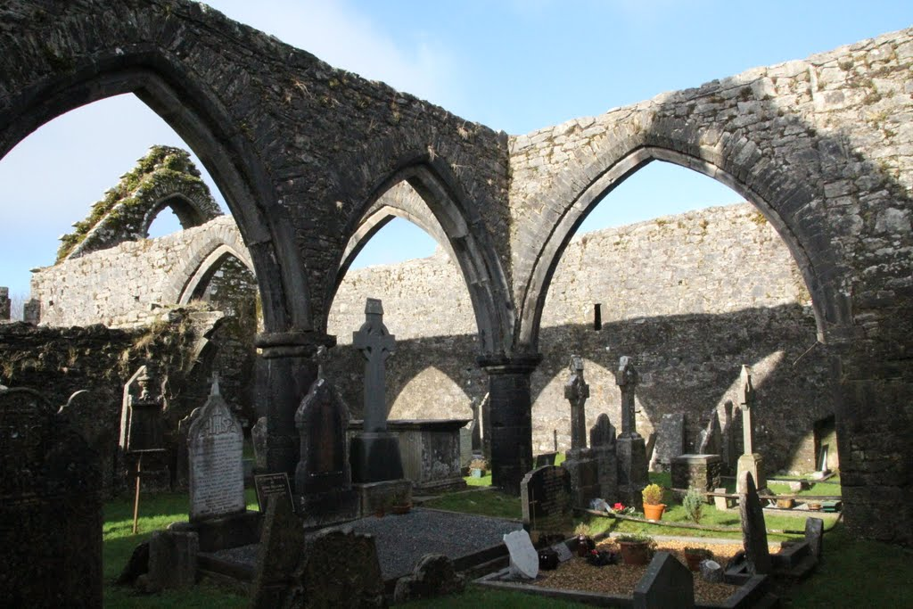 Friary, Kilcrea, Co. Cork, Ireland