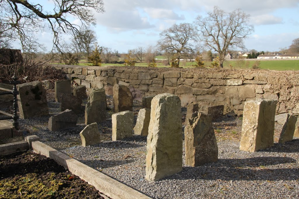Old cementary, Knocktopher,. Co. Kilkenny, Ireland