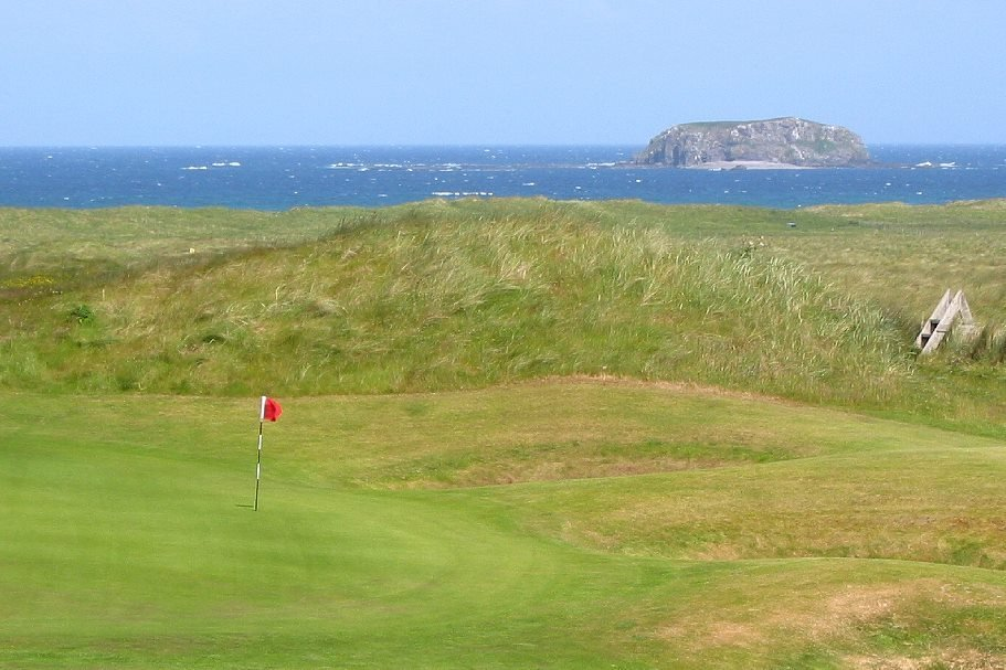 Ballyliffin Glashedy Golf links