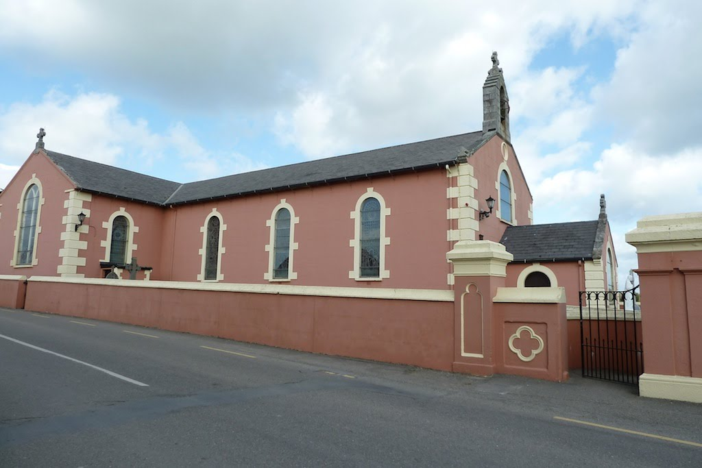 RC church in Blackwater - County Wexford
