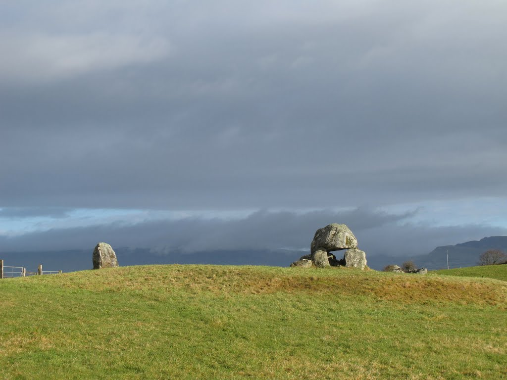 Scattered Dolmens