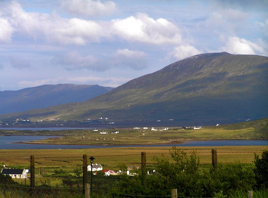 mb - Mountains on Achill Island!