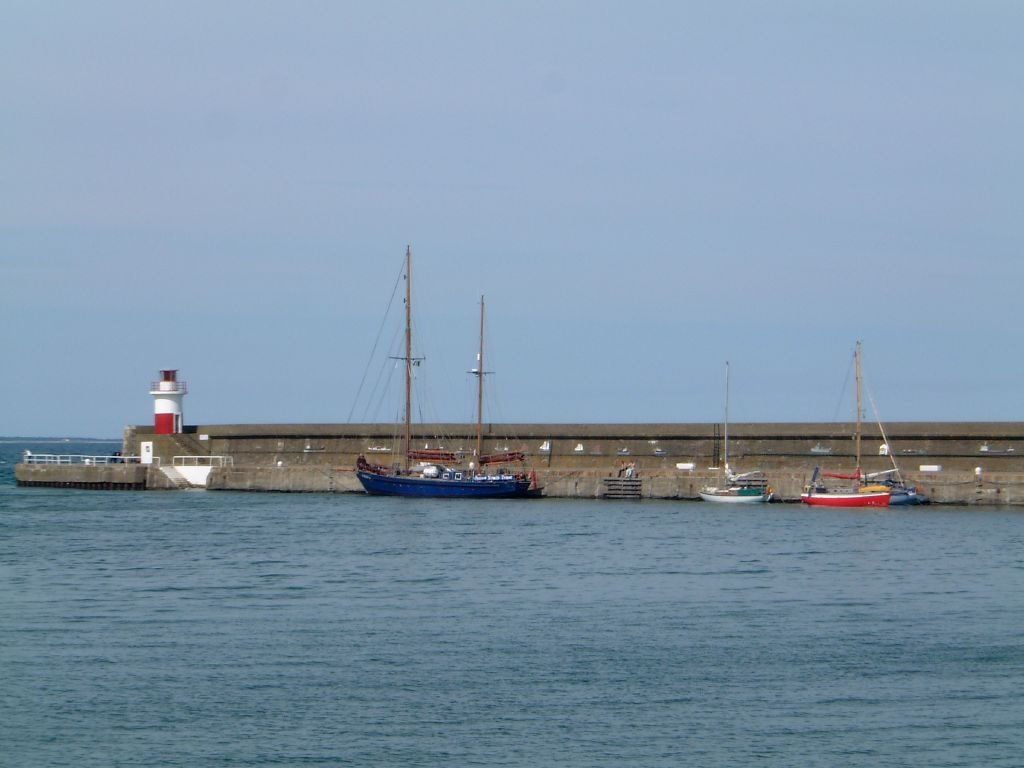 Wicklow harbour 1