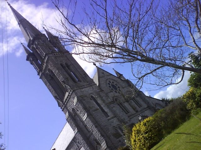 church in charleville