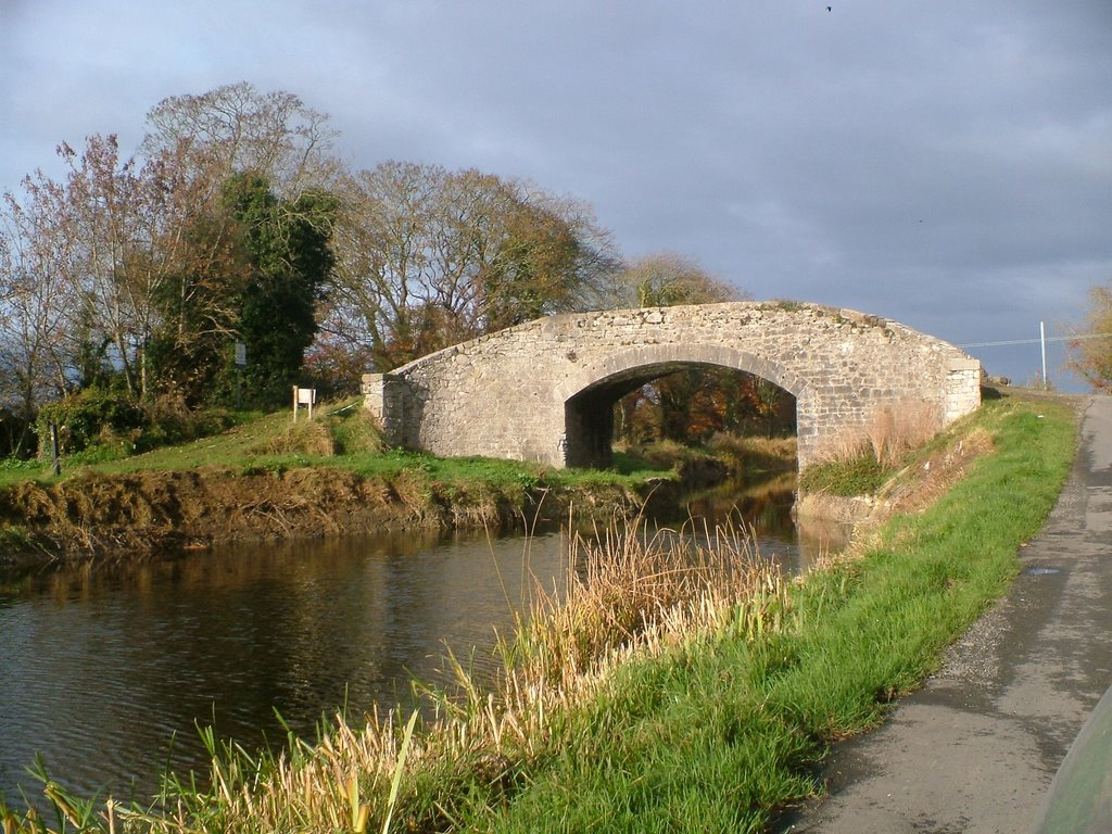 Bridge on Barrow Branch Grand Canal