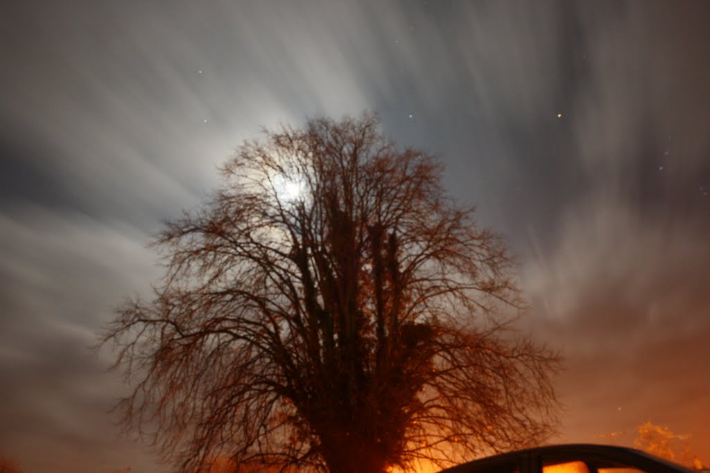 nightsky over athboy