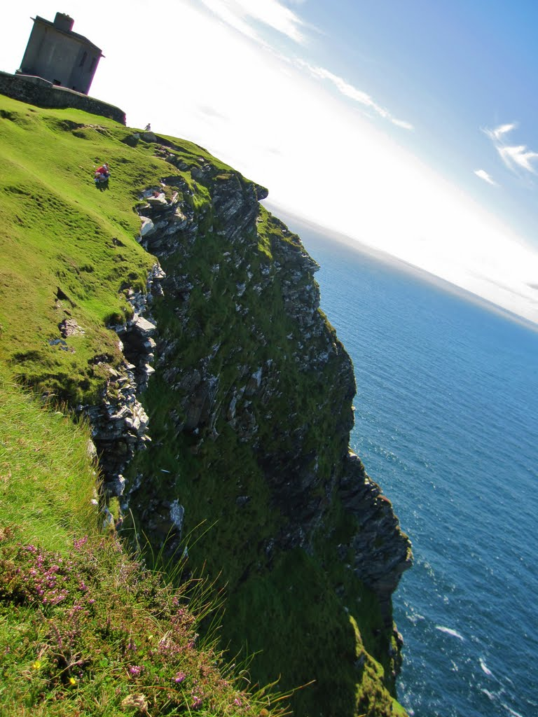 Fogher Cliffs, Geokaun