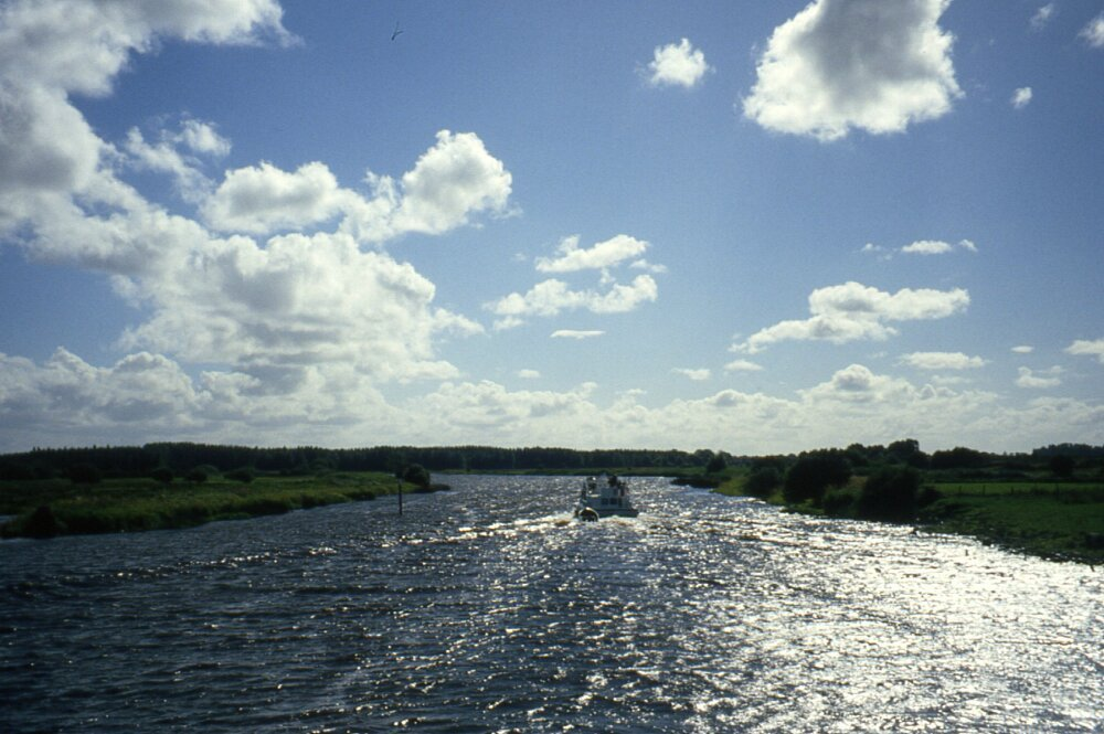 der Shannon Waterway