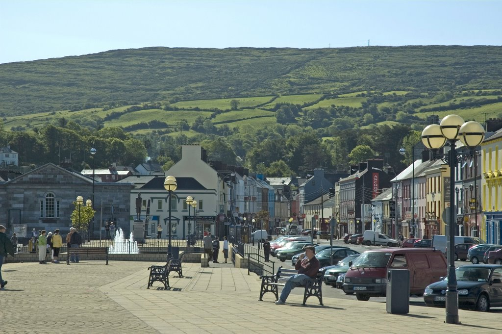 Bantry city center